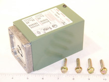 ASCO PB20A Pb Switch Unit Adj Set Point