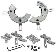"Aegis Bearing Protection Rings SGR-2.375-UKIT-1A4 AEGIS Split Ring 2.375"" 364, 365T"