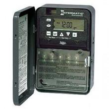 Intermatic ET8415CR 7-Day 120/277V 4 Circuit Timer