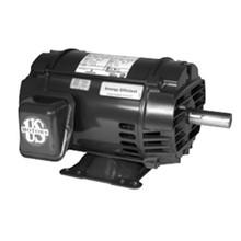 Nidec-US Motors D10P2D 10HP, 208-230/460V, 1800RPM 215T