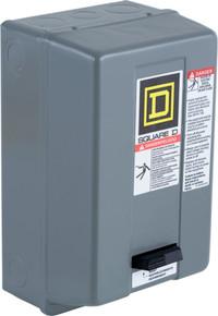 Schneider Electric (Square D) 8536SCG3V03 240V 27A 3P Nema1 Motor Starter