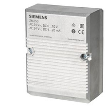 Siemens Building Technology ZM250 Magnetic Control Signal Module