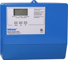 Tekmar Controls 261 2 Stage Res. Oil Boiler Control