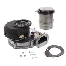 Weil McLain 383-501-027 Blower Motor Assembly for Ultra 80
