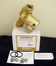Xylem-Bell & Gossett 103405LF Nbf-45 1/6HP115V Flange Broze Circulator Pump