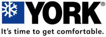 York 024-34980-102 200-230V 2HP 820RPM Fan Motor