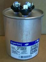 Trane CPT0659 30/5MFD 440V Rnd Cap W/O Resist