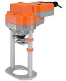 Belimo FGVL+AVKX24-MFT 24V 450 MOD S/R Actuator Flange Globe Valve Linkage