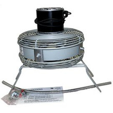 Carrier 06DA680073 460V Head Cooling Fan Assembly