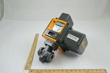 "Maxon 125SMA11AA11BB21A0 Gas Valve 115V W/VCS-VOS 1.25"""