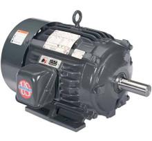 Nidec-US Motors H50P2E 50HP, 3PH, 326T, 460V, TEFC Enclosure, 1800