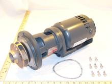 "Raypak 004844F 1/2HP Taco Hdr Pump w/4.25"" Impeller"