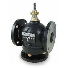 """Schneider Electric (Viconics) VB-9313-0-5-16 6"""" Mixing Valve , Flanged"""