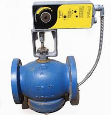 "Schneider Electric (Viconics) VB-8213-0-5-14 4"" Flanged 125# Suo 145Cv Cast Iron Body"