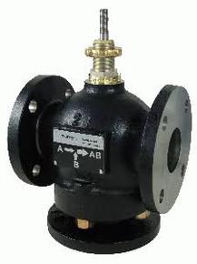 "Schneider Electric (Viconics) VB-8223-0-5-14 4"" Flanged 125# Suc 145Cv Cast Iron Body"