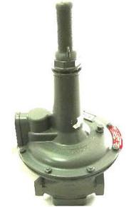 """Sensus-Gas Division 121-8-HP-1 1_2 1.5"""" Hi-Pressure Regulator,3-6.5#"""