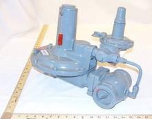 "Sensus-Gas Division 243-RPC-A-2 2"" Regulator w/Control Line 30' 3/4""Orfice 1-5#"