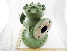 "Spence Engineering E-3-125 3"" 125# Flanged E-Main Vavle Cast Iron"