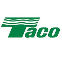 "Taco 1636C3E3-1PH 1.5Hp 115/230V1Ph 6.4"" Impeller 2""Flanged"