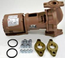 "Taco 1610B3E1-1PH 1/3Hp, 115V, 1.5""Bronze 4.75"" Impeller"
