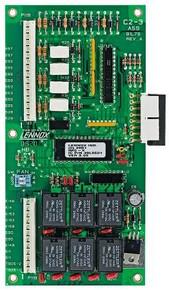 Lennox 81L76 Control  Board C2-3