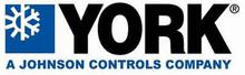York Controls 024-35444-000 120v Coil 4P 25 Amp w/Aux Contactor