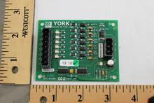 York Controls 025-36448-000 Digital Input Multiplexor