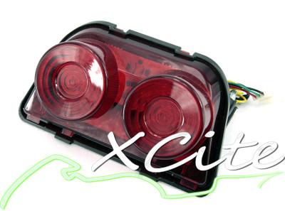 LED tail light - Red TL22001