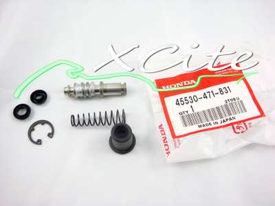 Honda CBR250RR and CBR250R master cylinder repair kit