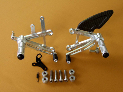 Tyga foot step kit racing assembly VFR RVF STAA-0003