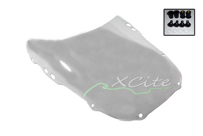 Windscreen - Clear with bolts WS1011