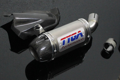 Tyga Performance stainless exhaust Yamaha R25 & R3 EXPS-0059