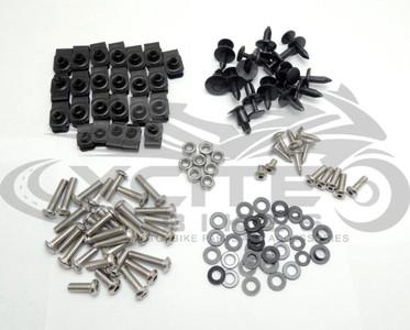 Fairing bolts kit, stainless steel, Yamaha R1 2007-2008 BT121