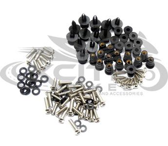 Fairing bolts kit ZX-10R 08-10 BT143