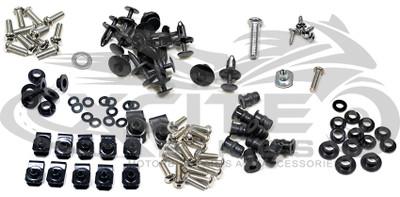 Fairing bolts kit stainless steel, Suzuki GSXR 600 750, years 2006 and 2007 BT164
