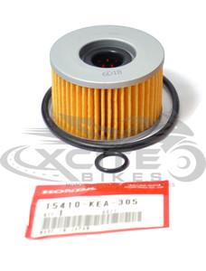 Genuine Honda CBR250RR MC22 oil filter element 15410-KEA-305