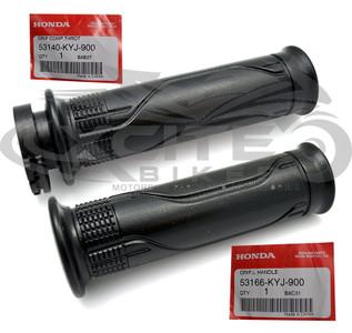 OEM MSX125SF Grom handle grips 53140-KYJ-900  + 53166-KYJ-900