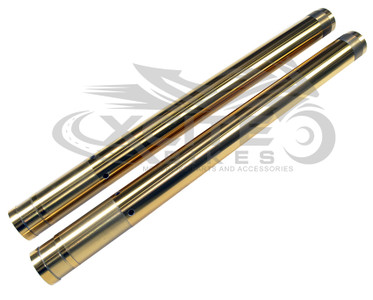 Aftermarket fork tubes - stanchions for the Honda CBR1000RR, years 2004 to 2007.
