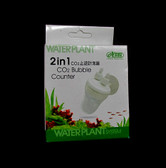 2 In 1 Co2 Bubble Counter  By Ista Waterplant