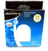Reaction Canister Filter Replacement Filter  3-Pack