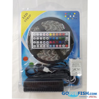 16.4FT 12V LED's Light Strip Kit w/44 Key Remote
