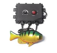 Aqua-Vu RCA AVMULTI-VU Camera W/Camera Control Box 100' Cable