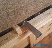 Jack Knife Sofa Support (Aluminum)