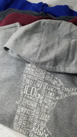 ICOG Minnesota Ice Castle Pullover Hooded Sweatshirt Sport Tex