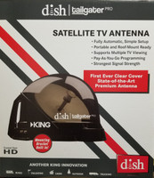 King Tailgater Pro Premium Automatic Satellite