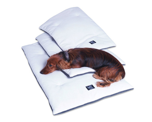Functional, Ecoconscious Soft Fleece Dog Bed