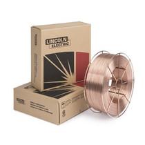 Lincoln SuperArc® L-56 - .035 inch dia (0.9 mm) - ED031411 - 33 lb Steel Spool