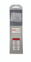 Weldcote Tungsten .040x7 2% Thoriated 10Pk