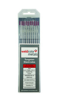 Weldcote Tungsten 1/8x7 2% Thoriated 10Pk