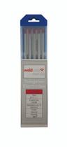 Weldcote Tungsten 3/16x7 2% Thoriated 5Pk